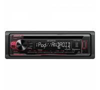 Автоманитола CD Kenwood KD-T402 1DIN 4x50Вт