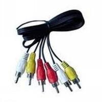 Hamy Cable AV(тюльпаны)