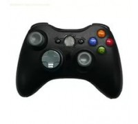 X-BOX 360 Сontroller Black Wireless (China)  гар.3мес