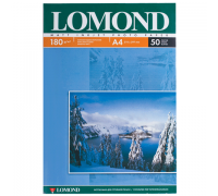Фотобумага Lomond A4 180/50 матовая односторонняя