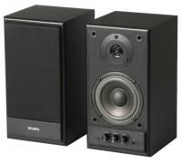 Колонки 2.0 Sven SPS-702, 2*20Вт, 40–22000Гц, 2 RCA, ДЕРЕВО, черный, 265 x 143 x 150мм гар.12мес.
