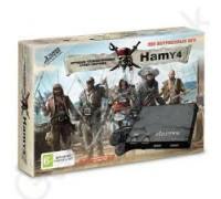 """Игровые консоли 16bit - 8bit """"Hamy 4"""" (350-in-1) Assassin Creed Black"""
