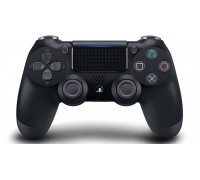 Джойстик для PS4 Controller Wireless Dual Shock (G2) Black гар.3мес