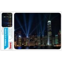 "Коврик для мыши Buro BU-M80010 ""Гонконг"""