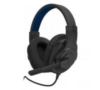 Наушники с микрофоном Hama uRage SoundZ 100 2.2м black гар.6 мес.