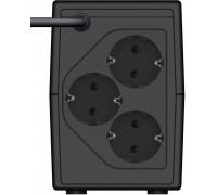 ИБП Ippon Back Basick 650S EURO 360Вт 650ВА черный