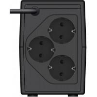 ИБП Ippon Back Basic 650S EURO 360Вт 650ВА черный