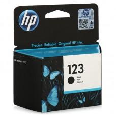 Картридж для струйного принтера HP 123 Black