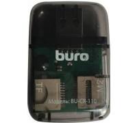 Картридер Buro BU-CR-110 USB2.0 черный