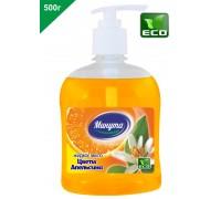 Мыло Минута жидкое 0,5л цветы апельсина