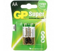 Батарейка GP Super Alkaline 15A LR6 AA(2шт.)