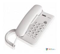 Телефон BBK BKТ-74 RU(белый)