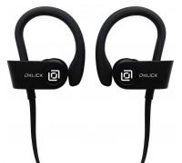 Наушники с микрофоном Oklick BT-S-120 черный беспроводные Bluetooth гар.6 мес.