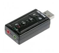 Звуковая карта USB TRUA71 C-Media CM108 2.0