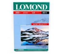 Фотобумага Lomond A4 200/50 глянец