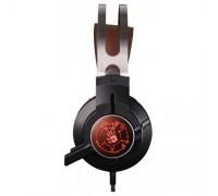 Наушники с микрофоном A4Tech Bloody G430 черный (2.2м) мониторы
