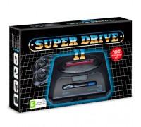 Игровые консоли 16bit Super Drive 2 Classic (105-in-1) Black