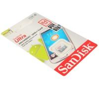 Карта памяти SanDisk 64Gb MicroSD Class 10 без адаптера гар.6 мес.