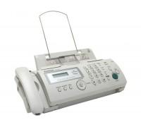 Факс Panasonic KX-FT207RU гар.12мес
