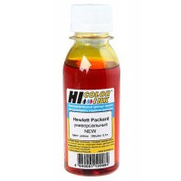 Чернила HP Universal yellow 100ml, Hi-black