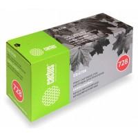 Тонер-картридж Cactus CS-C728S для Canon i-Sensys MF4410/4430/4450/4550D black (2100стр.)