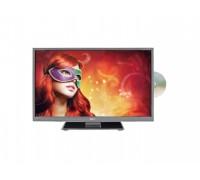 "Телевизор BBK 20"" 20LEM-1027/T2C черный DVB-T2 гар. 12 мес."