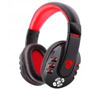 Наушники с микрофоном OVLENG V8 Bluetooth черный гар.6 мес.