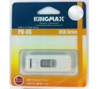 Флеш-накопитель Kingmax PD06 4Gb White гар.6 мес.