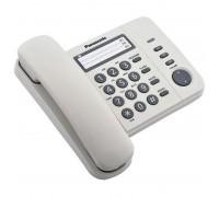 Телефон Panasonic KX-TS2352RUW(белый)
