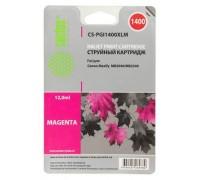 Картридж Cactus CS-PGI1400XLM пурпурный для Canon MB2050/MB2350/MB2040/MB2340