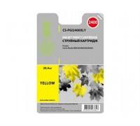 Картридж Cactus CS-PGI2400XLBY желтый для Canon MAXIFY iB4040/MB5040/MB5440