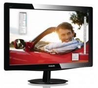 """Монитор Philips 18.5"""" 193V5LSB2(10/62) TN LED 5ms 16:9 10M:1 200cd Glossy-Black"""