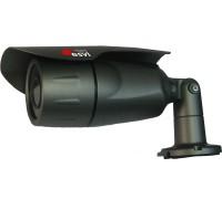 Камера видеонаблюдения цветная уличная 1200твл f=3.6mm EVS-712CSHE3