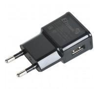 Зарядное устройство ELTRONIC Сетевое MAX SPEED USB 2100mAh черное гар.3мес