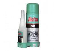 Набор для склеивания Akfix (В125гр+400мл)