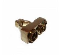 Клема аккумуляторная минусовая AUDIO NOVA BT3N.G(-)