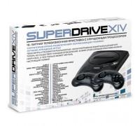 Игровые консоли 16bit Super Drive 14 (160-in-1) Black