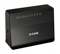 Модем D-link DSL-2640U(Annex A) Wireless 802.11n ADSL/ADSL2/ADSL2+ Router, гар. 6 мес.