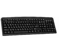 Клавиатура Defender проводная стандарт Element HB-520 USB B(черный) 104+3кн. управление питанием