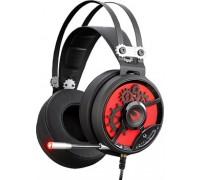 Наушники с микрофоном A4Tech Bloody M660 черный/красный (1.2м) мониторы