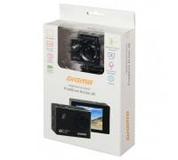 Экшн-камера Digma FreeDrive Action 4K 8Mpix 2160x3840 2160p. черный