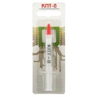 Термопаста КПТ-8 3 грамма шприц