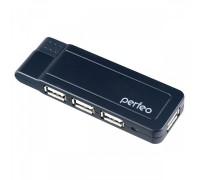 USB-разветвитель Perfeo PF-VI-H021 4-port  USB 2.0 гар.3 мес.