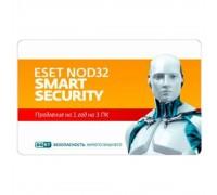 Антивирусное ПО ESET NOD32 Smart Security Family на 1 год на 3ПК карта