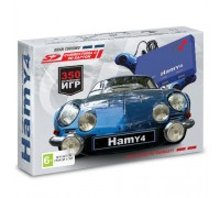 "Игровые консоли 16bit - 8bit ""Hamy 4"" (350-in-1) Gran Turismo Blue"