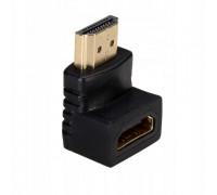 Адаптер HDMI-HDMI угловой