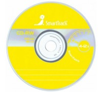 Диск СD-RW SmartTrack 700Mb 12x