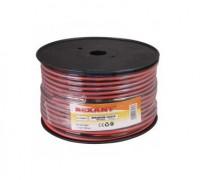 Акустический кабель 2x2.5 красно-черный (REXANT)