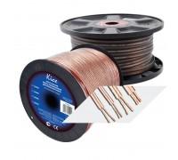 Акустический кабель Kix SCC-18100 2-х жильный