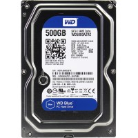 Жесткий диск WD WD5000AZRZ SATA3 500Gb Blue 5400 RPM 64Mb